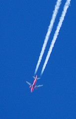 aerobatics, airplane, wing, vehicle, general aviation,