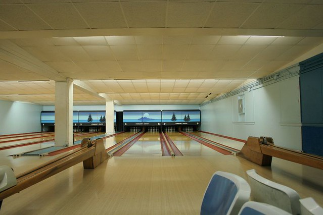 basement bowling flickr photo sharing