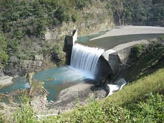 waterfall, dam, reservoir, water feature, waterway, infrastructure, water resources,