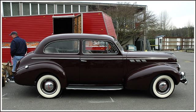 1940 pontiac 2 door sedan a photo on flickriver for 1930 pontiac 4 door sedan