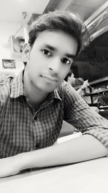 Ramam Mishra Black and white New look