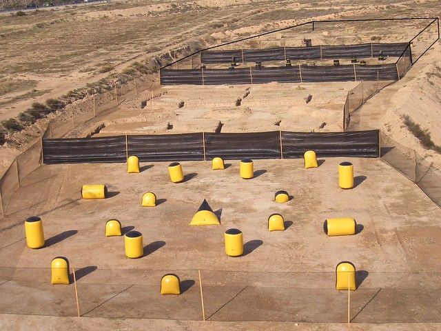 Paintball Arena by Paintball Arena Alicante