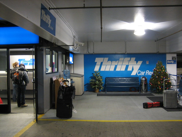 Thrifty Car Rental Daytona Beach Airport