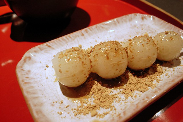 kinako dango by yoppy
