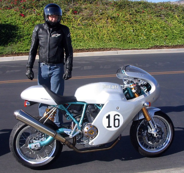 Ducati Paul Smart Replica For Sale