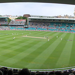 Sydney Cricket Ground Panorama