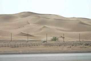 Dünen und Sand und nochmals Sand