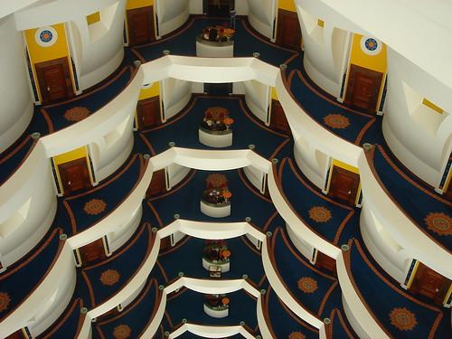 World travel informations burj al arab hotel for Burj al arab hotel room rates