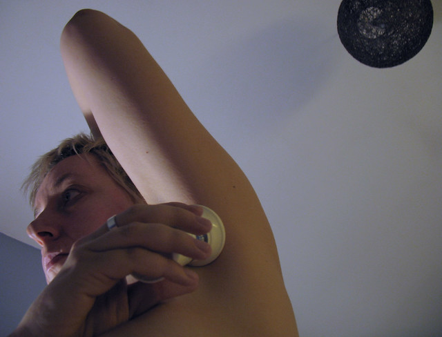 day 38: deodorant