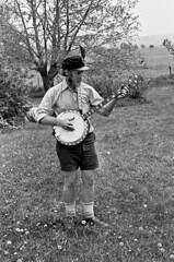 Brief Flirtation with the Banjo