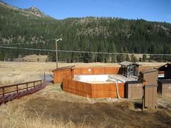 Markleeville Hot Springs