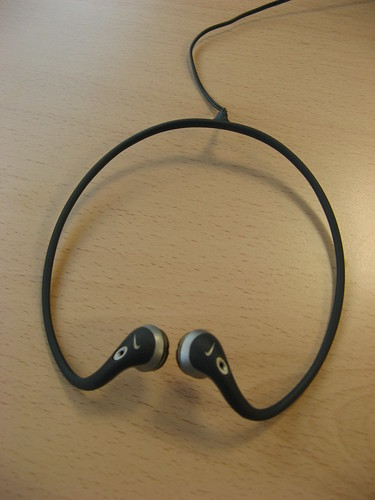 headset. earphones