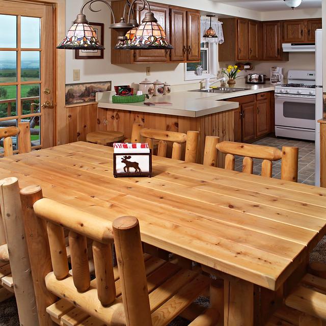 Cedar cottage kitchen flickr photo sharing - Modelos de cocinas rusticas ...