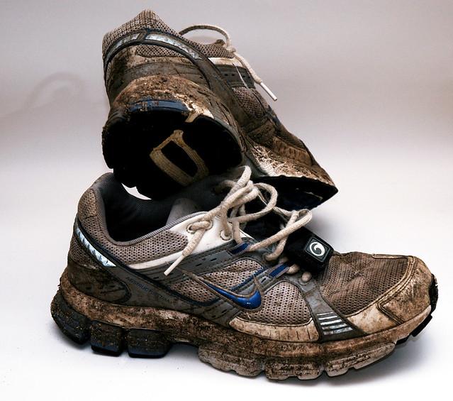Mud Run Shoes Tips