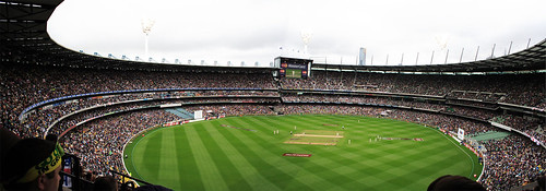MCG Panorama