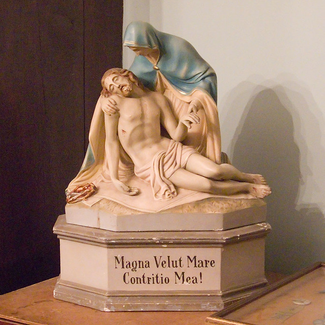 Old Saint Ferdinand's Shrine, in Florissant, Missouri - Pietà.jpg