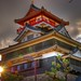 Kiyosu Castle at sunset (HDR) by EugeniusD80