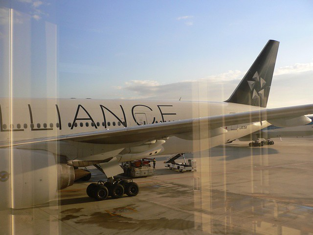 Star Alliance@Itami