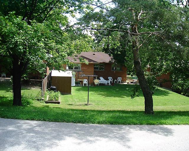 Suburban Backyard Farming : Suburban backyard  Flickr  Photo Sharing!