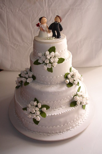 Cake Design Small : Good Things in Small Packages Wedding Cake Wedding Cakes ...