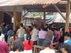praying congregation