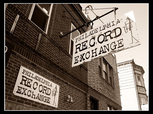 Philly record Exchange