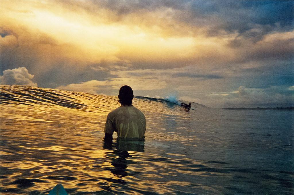 Surfing en el Pacífico