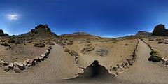 360-180 Start of the Trail 3 Roques de García