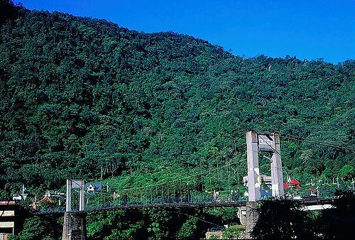 L381橫山內灣吊橋