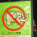 Strictly no elephants allowed by Ruth and Dave