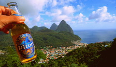 Piton Beer with a View