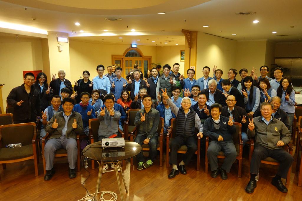 2015.12.29 台塑麥寮六輕廠《台塑專題講座-我在西藏曬靈魂》講師