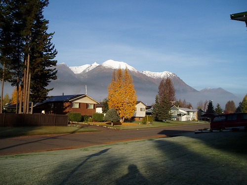 mountain canada fall wow landscape frost britishcolumbia smithers flickrchallengegroup