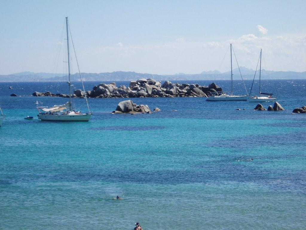 Croisière Corse - Sardaigne