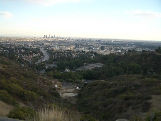 View from Mullholland Dr. 3