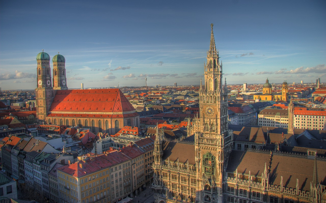 The Best Of All The Worlds Germany 39 S Most Beautiful Cities