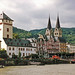 Boppard along the Rhine