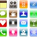 iPhone GUI Icons