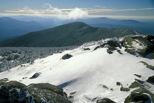 On Mount Moosilauke