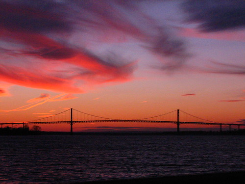 Mt. Hope Bridge, Portsmouth RI