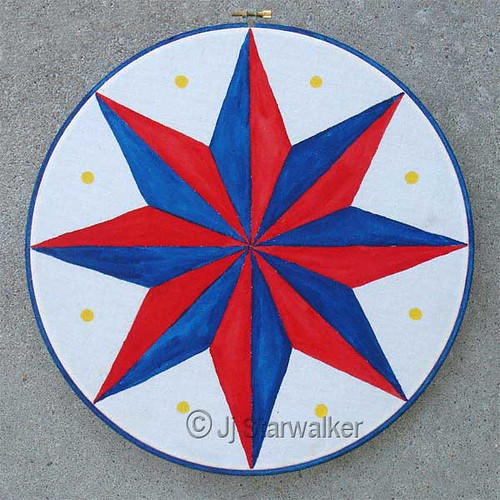 Pennsylvania Dutch Hex Sign Protection 2 Flickr