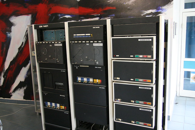 Russian Copy of a PDP-11