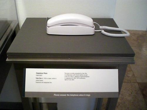 Yoko-Ono---Telephone-Piece