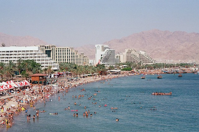 Eilat View by Saul Adereth, on Flickr