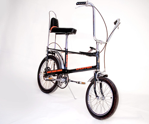 The New Raleigh Chopper