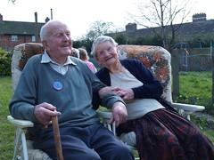 Grandad's 90th birthday party