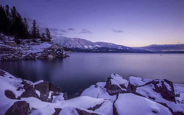 Shelter Bay Winter