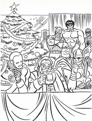 spiderman christmas coloring pages - the world 39 s best photos of 1980s and spiderman flickr
