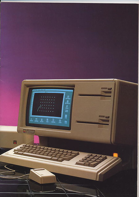 Apple Lisa - 1983