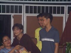 Dellosa-Garcia Family accepting the gift of love